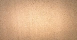 Caja de papel acanalado, textura de la cartulina foto de archivo libre de regalías