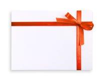 Caja de regalo Imagen de archivo libre de regalías