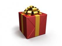 Caja de regalo Fotografía de archivo