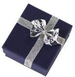 Caja de regalo - cerrada Imagen de archivo libre de regalías