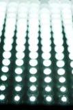 Caja del LED Fotos de archivo libres de regalías