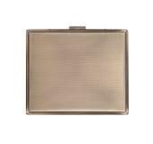 Caja del metal Fotografía de archivo