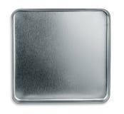 Caja del metal Imagen de archivo libre de regalías
