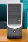 Caja del ordenador foto de archivo
