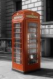 Caja del teléfono de Londres Imagenes de archivo