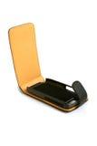 Caja del teléfono móvil Foto de archivo libre de regalías
