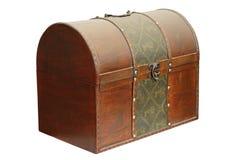 Caja del tesoro Fotografía de archivo libre de regalías