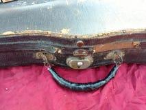 Caja del violín Imagen de archivo libre de regalías