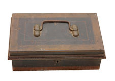 Caja fuerte Foto de archivo