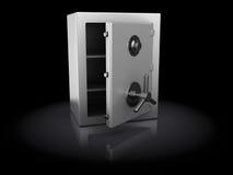 caja fuerte 3d Foto de archivo
