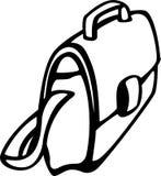 Caja o bolso de la computadora portátil libre illustration
