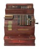 Caja registradora antigua Imágenes de archivo libres de regalías