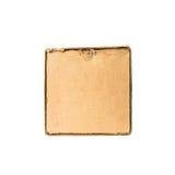 Caja vieja Imagen de archivo libre de regalías