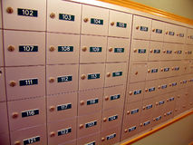 Cajas Imagen de archivo