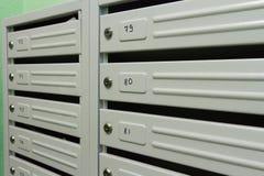 cajas Fotos de archivo libres de regalías