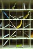 Cajas Foto de archivo libre de regalías