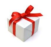 Cajas blancas Imagen de archivo libre de regalías