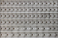 Cajas de depósito seguro Imagen de archivo libre de regalías