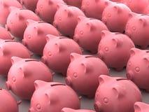 Cajas de dinero del cerdo