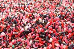 Cajas de la bala Imagen de archivo libre de regalías