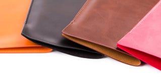 Cajas de las cubiertas para los smartphones, teléfonos Imagen de archivo