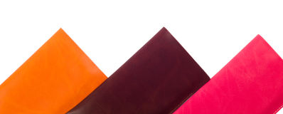 Cajas de las cubiertas para los smartphones, teléfonos Imágenes de archivo libres de regalías
