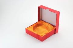 Cajas de regalo para la joyería Imágenes de archivo libres de regalías