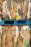 Cajas del carbono Imágenes de archivo libres de regalías