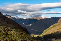 Cajas National Park, Andean Highlands, Ecuador Stock Photos