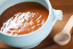 Cajeta Mexican Caramel Sauce stock photography