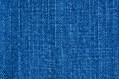 Cajgowa tekstura Zdjęcia Stock