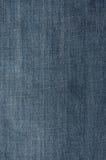 Cajgowa tekstura Zdjęcie Royalty Free