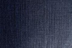 Cajgowa tekstura Zdjęcia Royalty Free