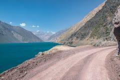 Cajon del Maipo Fotografia Stock