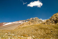 Cajon del Maipo, Chile Stock Photography