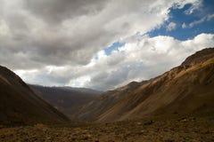 Cajon del Maipo, Chile Royalty Free Stock Photo