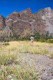 Cajon del Maipo - Chili - XXV Royalty-vrije Stock Afbeeldingen