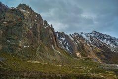 Cajon del Maipo Stock Image