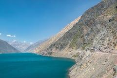 Cajon del Maipo. Santiago, Chile Royalty Free Stock Images