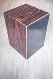 Cajon -  musical instrument Stock Photos