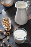 Caju milk Stock Image