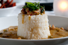 Cajun etouffee Royalty Free Stock Photography