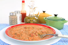 Cajun Food - Crawfish Stock Photography