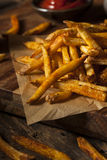 Cajun Seasoned French Fries Stock Image