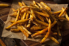 Cajun Seasoned French Fries Royalty Free Stock Photo