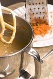 Cake 004 van de wortel Stock Fotografie