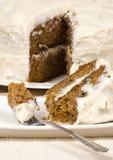 Cake 005 van de wortel Royalty-vrije Stock Afbeeldingen