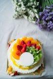 Cake Royalty-vrije Stock Fotografie