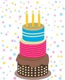 cake vektor illustrationer