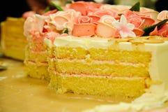 Cake. Happy Birthday Cake, used for background Royalty Free Stock Photo
